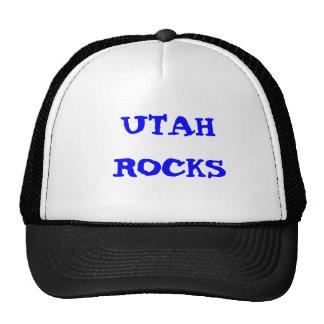 UTAH ROCKS CAP