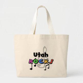 Utah Rocks Jumbo Tote Bag