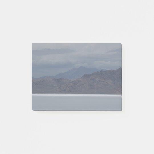 Utah Salt and Skyline Post it Notes