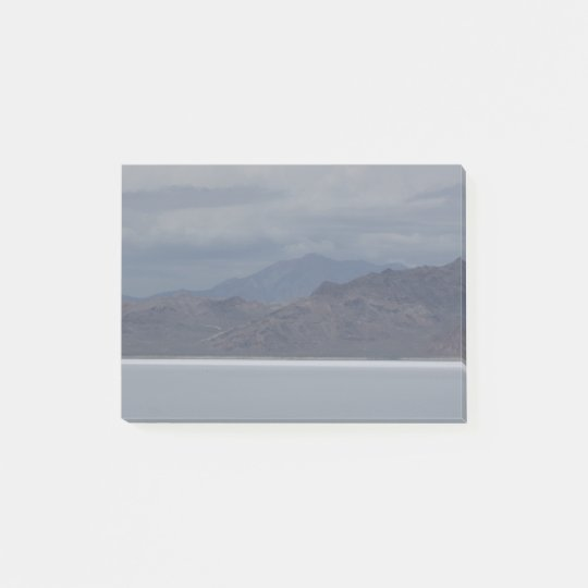 Utah Salt and Skyline Post it Notes