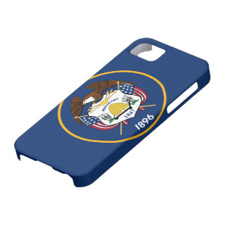 Utah State Flag Barely There iPhone 5 Case