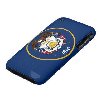 Utah State Flag iPhone 3 Case-Mate Cases