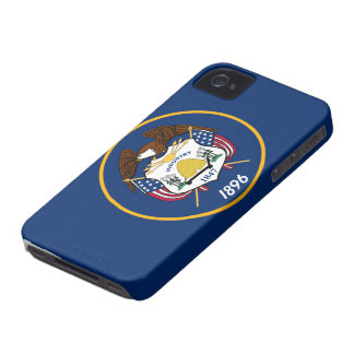 Utah State Flag iPhone 4 Covers