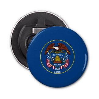 Utah State Flag Design Decor Bottle Opener
