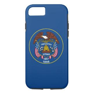 Utah State Flag Design Decor iPhone 7 Case