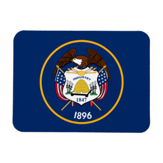 Utah State Flag Magnet