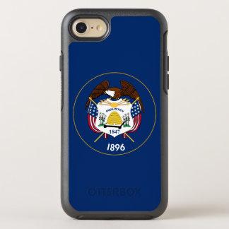 Utah State Flag OtterBox Symmetry iPhone 7 Case
