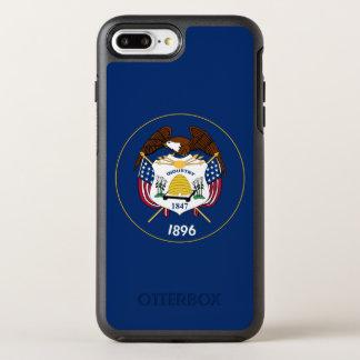 Utah State Flag OtterBox Symmetry iPhone 7 Plus Case