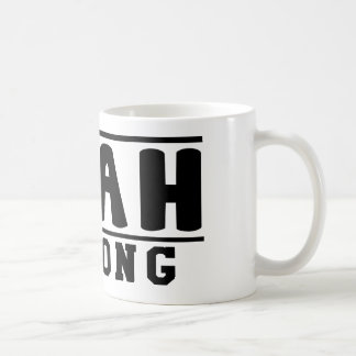 Utah Strong Designs Coffee Mug