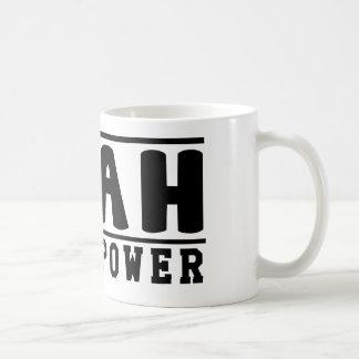 Utah Superpower Designs Mugs
