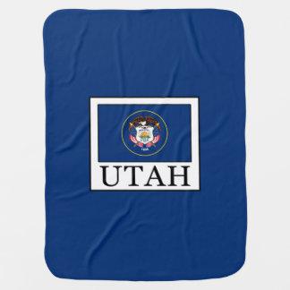 Utah Swaddle Blankets