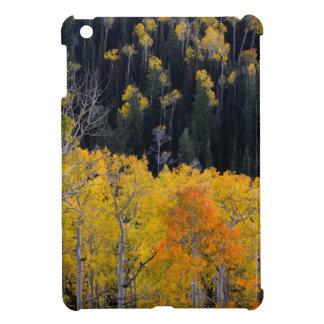 Utah. USA. Aspen Trees In Autumn On The Sevier iPad Mini Cases