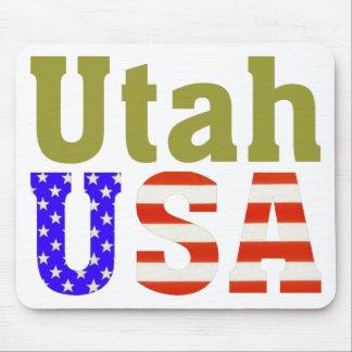 Utah USA! Mouse Pad