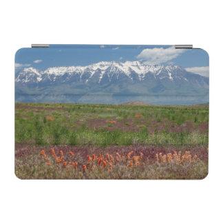 Utah, USA. Mt. Timpanogos Rises Above iPad Mini Cover