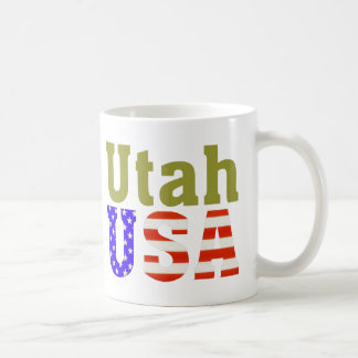 Utah USA! Coffee Mug