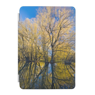 Utah. USA. Peachleaf Willow Trees iPad Mini Cover