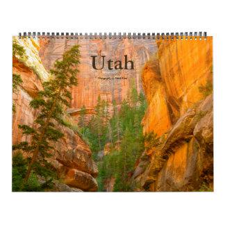 Utah Wall Calendar