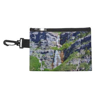 Utah Waterfall #1 - Clip-on Accessory Bag
