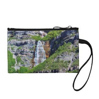 Utah Waterfall #1 - Coin Purse