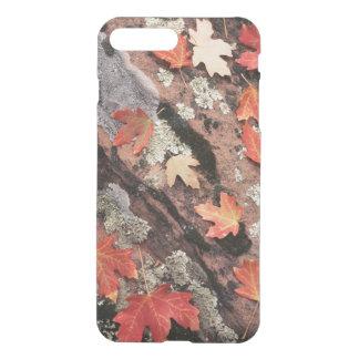 Utah, Zion National Park, Patterns of autumn iPhone 8 Plus/7 Plus Case