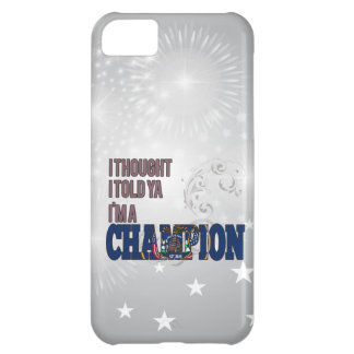 Utahan and a Champion Cover For iPhone 5C
