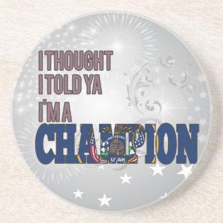 Utahan and a Champion Coaster