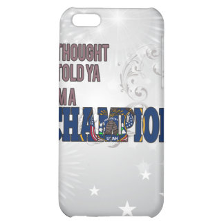 Utahan and a Champion iPhone 5C Cases