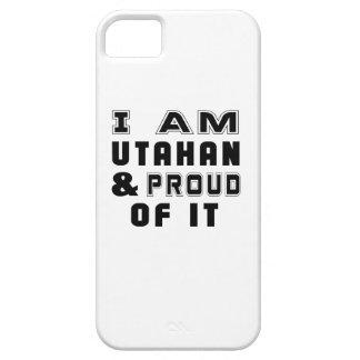 UTAHAN DESIGNS iPhone 5 COVERS