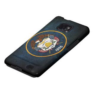 Utahn Flag; Galaxy S2 Case
