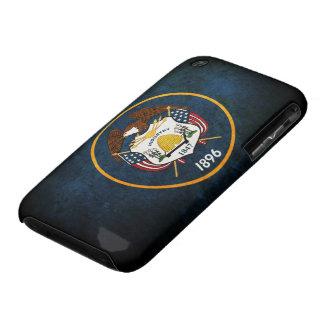 Utahn Flag; iPhone 3 Case
