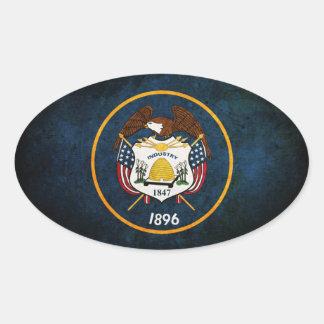 Utahn Flag; Stickers