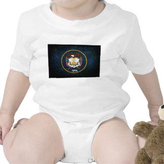 Utahn Flag; T-shirts
