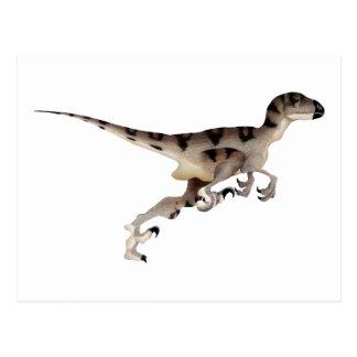 Utahraptor Postcard