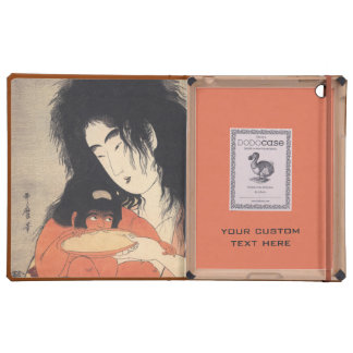 Utamaro's art custom cases iPad cover