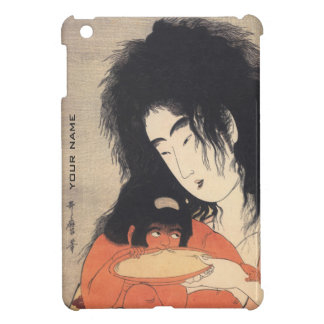 Utamaro's Japanese Art custom cases iPad Mini Case