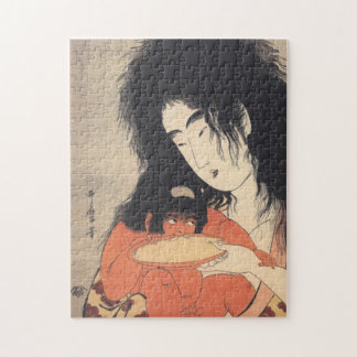 Utamaro's Japanese Art puzzle