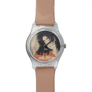 Utamaro's Japanese Art watches