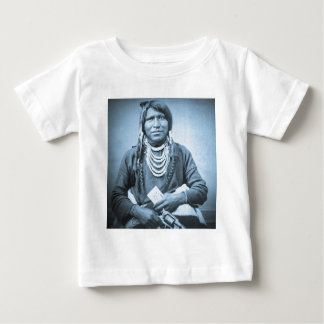 Ute Indian with Pistol Vintage Tshirt