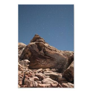 Ute Petroglyphs Photo Print