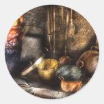 Utensils - Colonial Kitchen Stickers
