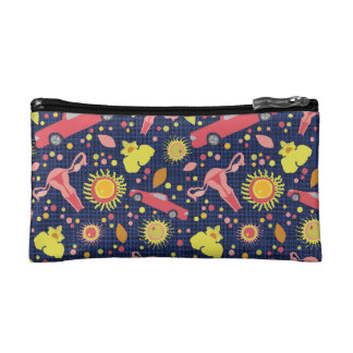 Uteri and Utes Makeup Bag