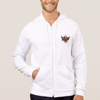 Uterine Cancer Awareness 16 Hooded Pullovers
