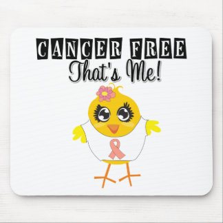 Uterine Cancer - Cancer Free That's Me Mousepads