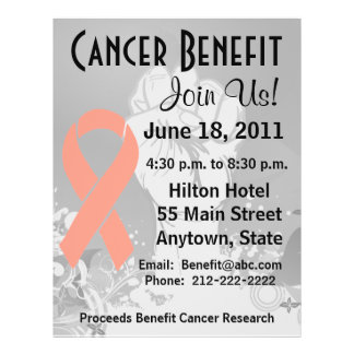 Uterine Cancer Personalized Benefit Flyer