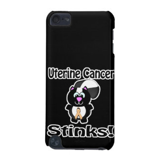 Uterine Cancer Stinks Skunk Awareness Design iPod Touch (5th Generation) Cases