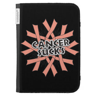 Uterine Cancer Sucks Kindle Cover