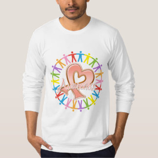 Uterine Cancer Unite in Awareness Shirt