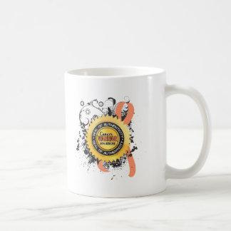 Uterine Cancer Warrior 23 Basic White Mug