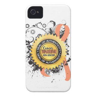 Uterine Cancer Warrior 23 Case-Mate iPhone 4 Case