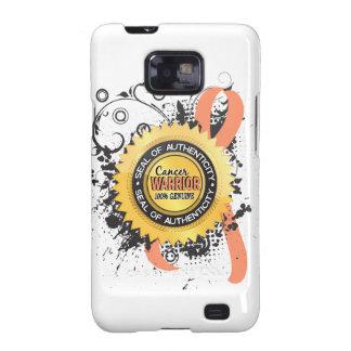 Uterine Cancer Warrior 23 Samsung Galaxy SII Cases